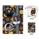 Basically Boy Cards 1 - Playing Cards Single Design (Rectangle)