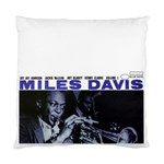 miles davis pillow - Standard Cushion Case (One Side)