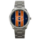 Bears Watch - Sport Metal Watch