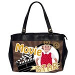 movie star - Oversize Office Handbag (2 Sides)