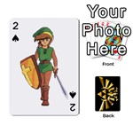 Zelda - Playing Cards 54 Designs (Rectangle)