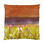 field with flowers - Standard Cushion Case (One Side)