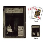 gypsy palm reader - Playing Cards Single Design