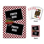 Christmas Clusters Playing Cards 2 - Playing Cards Single Design (Rectangle)