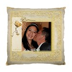 Je Taime Daddy single sided cushion cover - Standard Cushion Case (One Side)