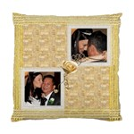Je Taime Daddy 2 single sided cushion cover - Standard Cushion Case (One Side)