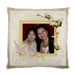 Butterfly single sided cushion cover - Standard Cushion Case (One Side)