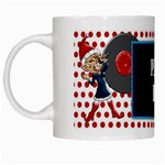 Rockin  Around the Christmas Tree Mug 1 - White Mug