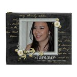 L Amour Extra Large Cosmetics Bag - Cosmetic Bag (XL)