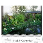 All Occassion 2019 Calendar - Wall Calendar 11  x 8.5  (12-Months)