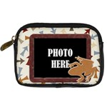 Junior Camera Case 2 - Digital Camera Leather Case