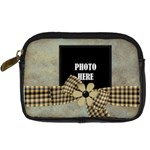 Crossing Winter Camera Case 2 - Digital Camera Leather Case