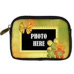 An Early Fall Camera Case 2 - Digital Camera Leather Case
