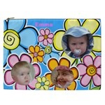 Little Petal Cosmetic Bag XXL - Cosmetic Bag (XXL)
