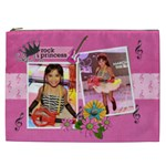 Cosmetic Bag (XXL) -Rock Princess