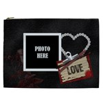 Love XXL Cosmetic Bag 1 - Cosmetic Bag (XXL)
