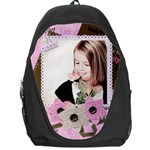 girly girl - Backpack Bag