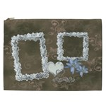 I Heart You Our Wedding Day Love Cosmetic Case XXL - Cosmetic Bag (XXL)