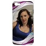 Pink Wave Apple iPhone 5  Hardshell Case - Apple iPhone 5 Hardshell Case