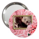 Roses for you 3  Handbag Mirror