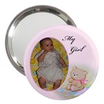 My Girl 3  Handbag Mirror