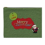 christmas xl bag - Cosmetic Bag (XL)