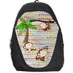 My monkey backpack - Backpack Bag