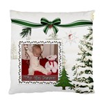 Tis The Season Cushion Case (1 Sided) - Standard Cushion Case (One Side)
