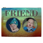 FRIEND XXL Cosmetic Bag - Cosmetic Bag (XXL)