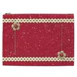 Happiness_Blossom_Bag - Cosmetic Bag (XXL)