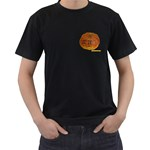 Camiseta - Halloween - Men s T-Shirt (Black)