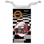 Jewelry Watch bag_Vintage GMC Classic Truck - Jewelry Bag