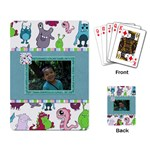0011 - Playing Cards Single Design (Rectangle)