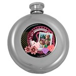 love - Hip Flask (5 oz)
