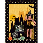 Halloween Card - Greeting Card 4.5  x 6