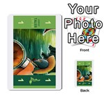 Colorful Lookout Money - Multi-purpose Cards (Rectangle)
