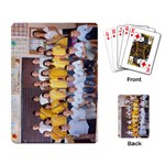 3 v klas - Playing Cards Single Design (Rectangle)