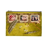 Autumn Delights - Cosmetic Bag (LG)  - Cosmetic Bag (Large)