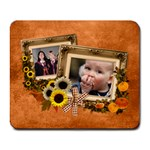Autumn Delights - Collage Mousepad