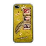 Autumn Delights - Apple iPhone4 (Clear)  - iPhone 4 Case (Clear)