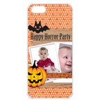 halloween - iPhone 5 Seamless Case (White)