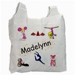 bag - madelynn - Recycle Bag (One Side)