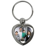 niki - Key Chain (Heart)