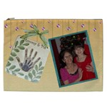 Mommy and Me Cosmetic Bag (XXL) 2 sides