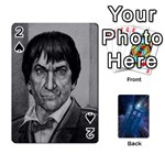 Doctor Who Project - Playing Cards 54 Designs