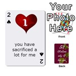 cards - Playing Cards 54 Designs (Rectangle)