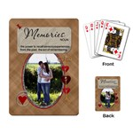 Memories Playing Cards - Playing Cards Single Design (Rectangle)