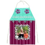 A family is a gift that lasts forever. - Full Print Apron