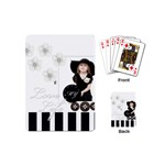 merry christmas - Playing Cards Single Design (Mini)