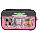 Hug the one you love. - Toiletries Bag (Two Sides)